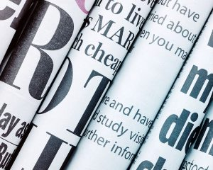 News Writing: How to tap the news in the news