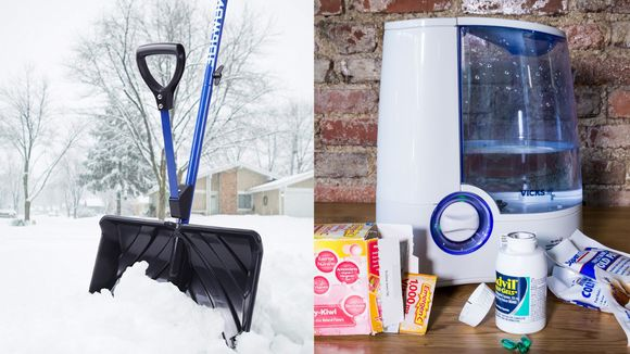 10 things to get for the winter before are too much