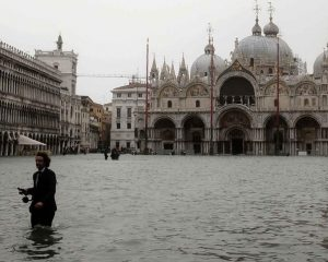 Floods in Venice: Salt may have damaged historic sites