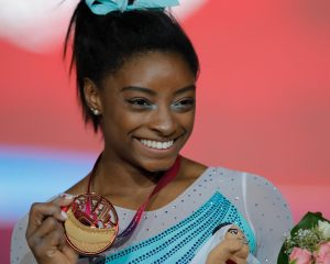 Simone Biles' games make her grandeur even more prominent