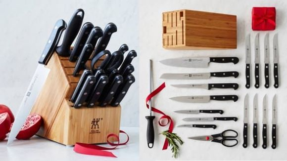 The Best Kitchen Gifts of 2018: Zwilling Knife Set