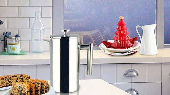 The Best Kitchen Gifts of 2018: SterlingPro French Press