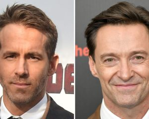 Ryan Reynolds, Hugh Jackman continues the fight with fake political advertising