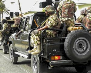 The Nigerian Army writes tweet using Donald Trump to justify violence