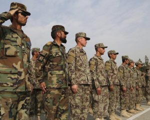 "The US soldier was killed, another injured in the Afghan ""invasion attack"": NPR"