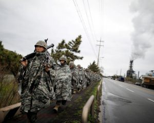 US and South Korea resume low-level military exercises before talks with North Korea