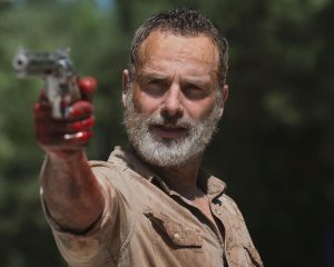 Rick Grimes makes a final stop at AMC The Walking Dead