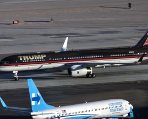 The Trump Campaign Airplane and more about Boeing's favorite 757