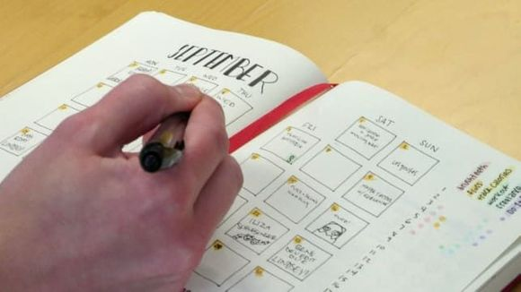 Best Gifts Under $ 50: Leuchtturm hardcover bullet journal