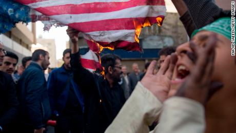 Sunday marks the 39th anniversary of the hostage crisis at the former US Embassy in Tehran and on Monday sees the US imposing new sanctions on the country.