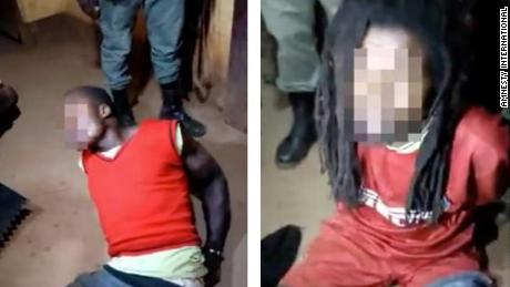 Cameroon's security forces torture English speakers, says Amnesty