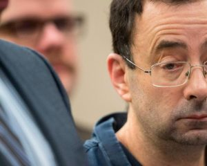 The state of the US Gymnastics is threatened by the US Olympic Committee