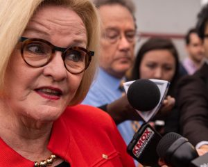 Claire McCaskill does not care who wins