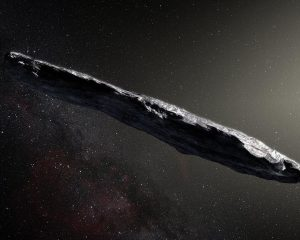 "The mysterious object ""Oumuamua"" in space may be foreign: Harvard paper"