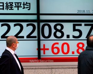 Markets are booming as the US results of the ongoing elections are coming