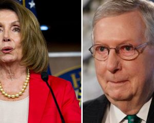 Democrats reiterate control of the House, Republicans hold the majority of the Senate, as at midnight leave the division of power in Washington