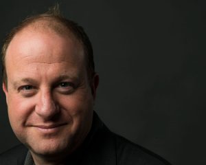 Jared Polis of Colorado is the first open gay governor