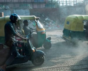 The most vulnerable sample of Delhi for the deadly winter pollution