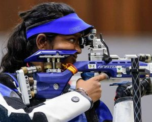 Elavenil-Hriday Shoots Gold in Asian Championship With World Record