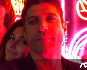 Rumors have it Shibani Dandekar and Farhan Akhtar Dating Although Havent made the official yet | Entertainment