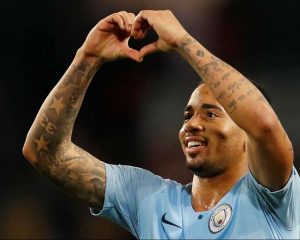 Sovereign Manchester City crush Donetsk, Jesus hits the hat-trick