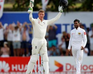 Keaton Jennings' Tone puts visitors on track for an unforgettable victory