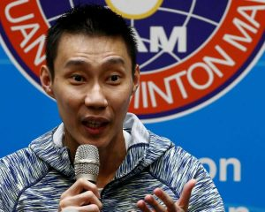 Lee Chong Wei, a cancer-wounded woman, announces the return offer for badminton