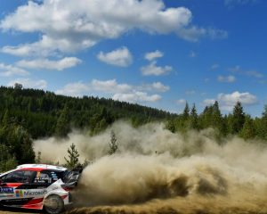World Rally Championship: Why Finland is fond of gathering