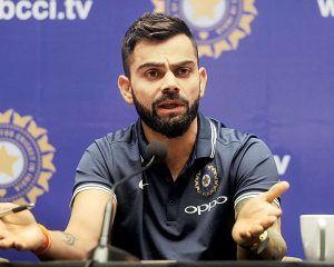 BCCI is unhappy with the recall of Virat Kohli's fan