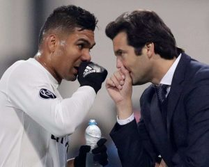 Interim coach Santiago Solari to make the closing argument for the revival of Real Madrid's work