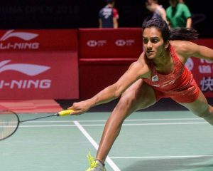 Sindhu Loses Again in Chinese Bingjiao, Skriyd also dropped