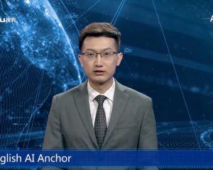 China's state media Xinhua reveals the AI ​​news anchor