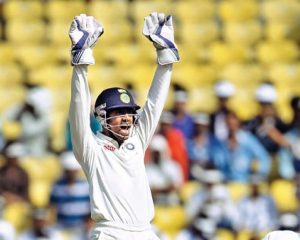 Wriddhiman Saha India's best wicketkeeper in the last 5-10 years: Sourav Ganguly