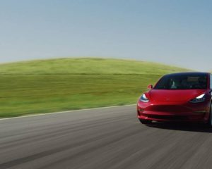 Tesla makes model 3 faster with a software update