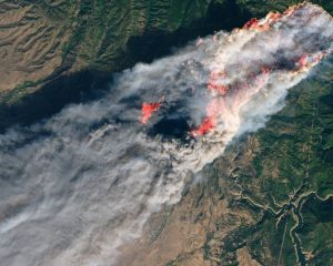 MEGAPIXELS: NASA provides a powerful view of California's deadly fires