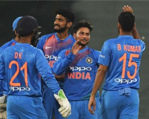 After the outstanding India vs. West Indies series, clone Kuldeep Yadav reaches his career in the best rankings of the ICC T20