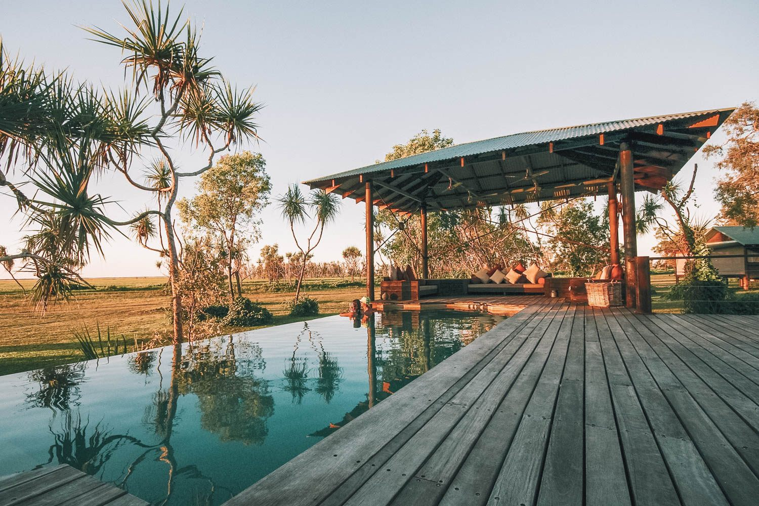 Where to stay in Kakadu National Park
