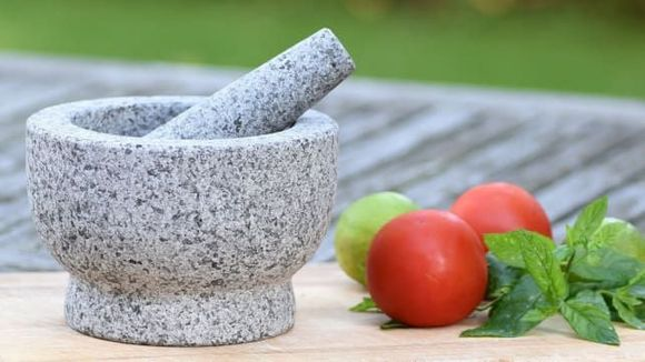 The best 2018 kitchen gifts: ChefSofi Mortar and Pestle