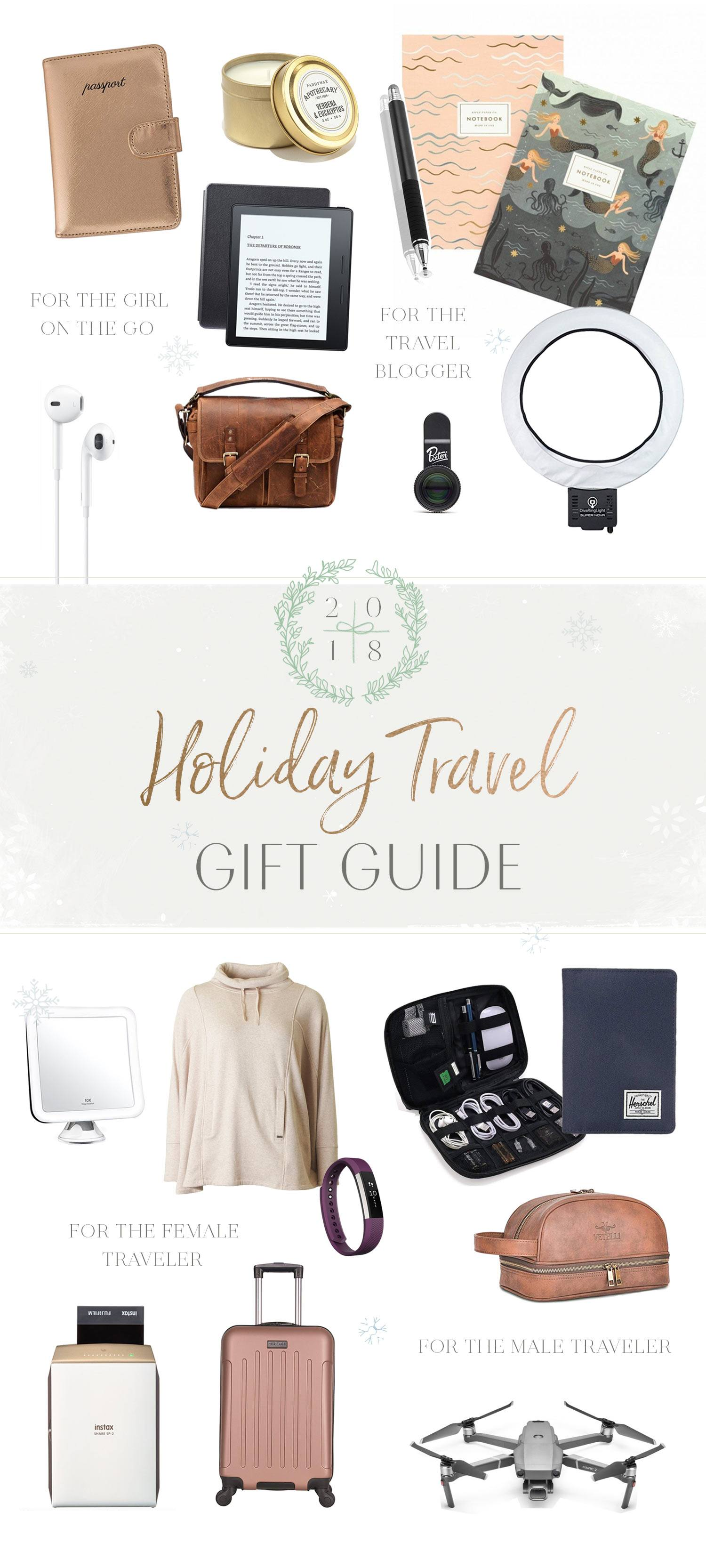 2018 Holiday Travel Gift Guide