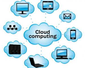 Past and present of cloud computing