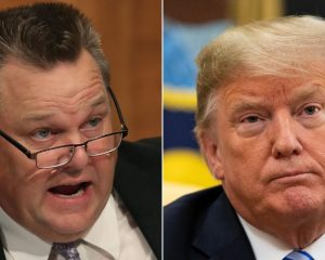 A presidential test in Montana: Trump vs. Tester