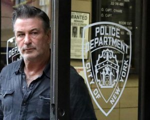 Actor Alec Baldwin was charged for fighting the New York parking spot