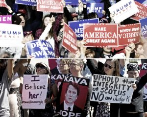America at the crossroads: On the eve of an election that does not mean anything but it means everything