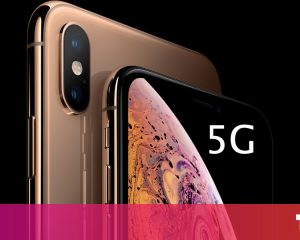An iPhone 5G may reach 2020