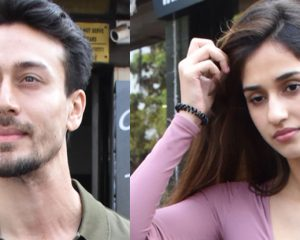 Disha Patani enjoys a Sunday brunch with the renowned beau Tiger Shroff-Pics