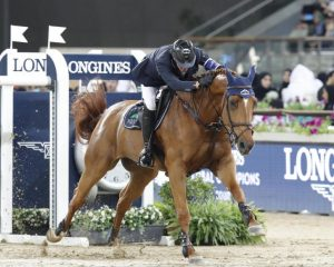 Dual Pleasure in Doha for Ben Maher and Surprise Exhorsion W