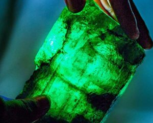 Emblem of emerald: In Zambia was found a huge stone of 5.655 carats