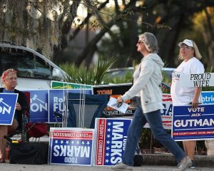 Excitement in the early vote is explained