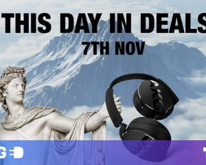Free headphones (with a Gear S3) to applaud the Stoughton Musical Society