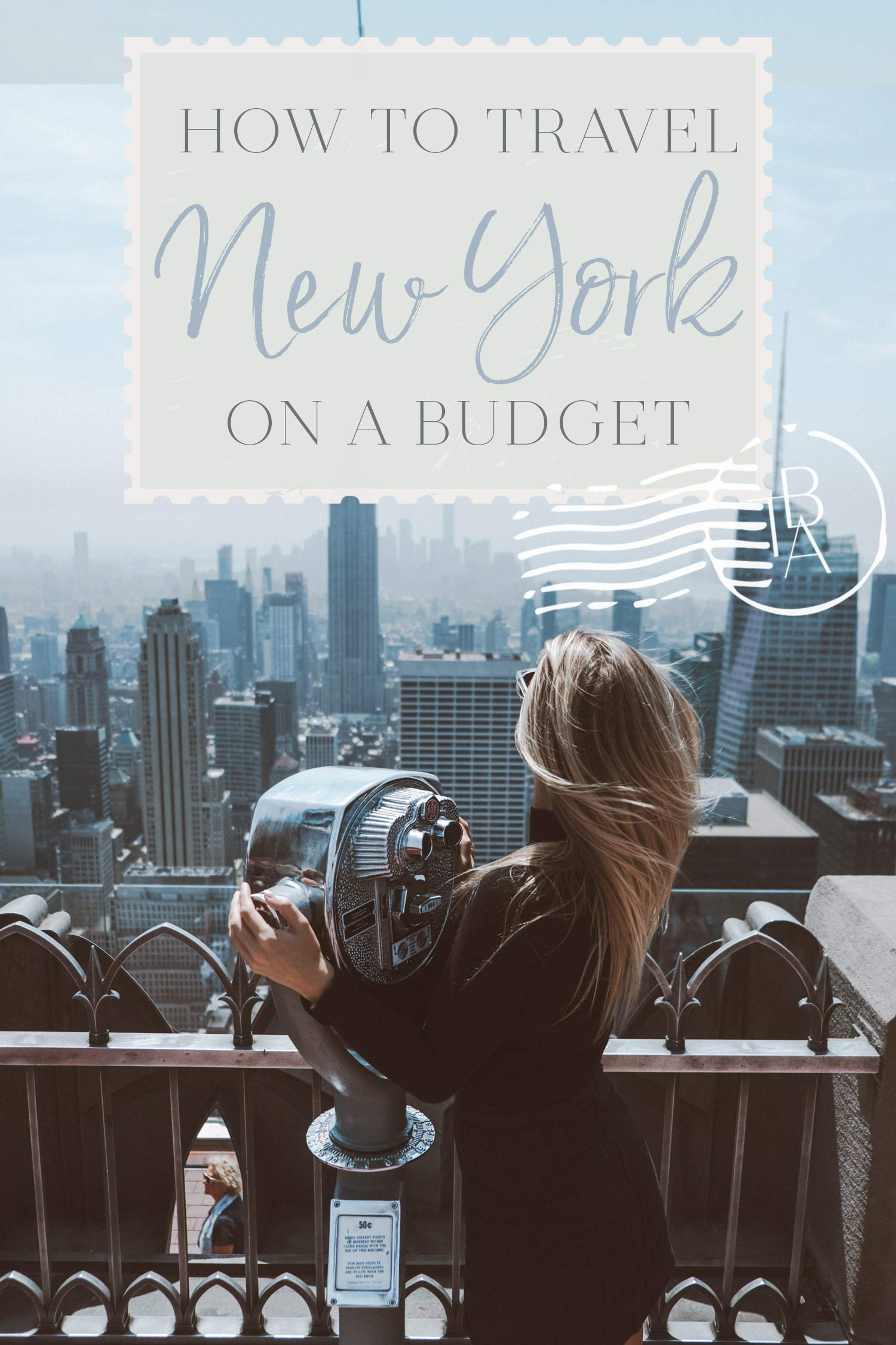 how to travel new york to a budget